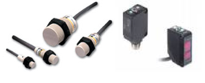 Photoelectric + proximity Switches