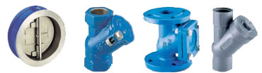 Retention valves